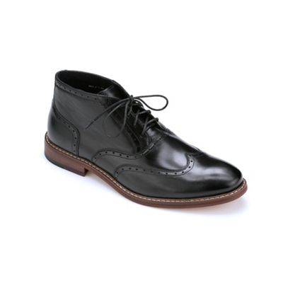 Ackerly Wingtip Chukka Boot by Stacey Adams