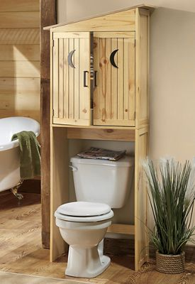Outhouse Space Saver