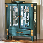 Copper Accent Curio