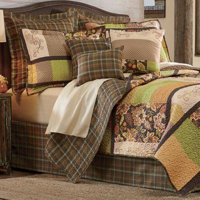 9-Piece Oak Lodge Quilt Set