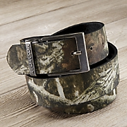Reversible Camo Belt by Mossy Oak