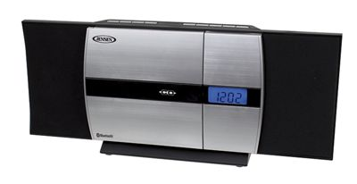 Wall-Mountable CD Player with Bluetooth by Jensen