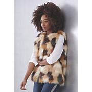 gwen faux fur vest 24