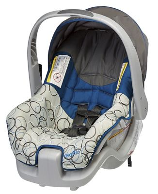nurture infant car seat by evenflo from seventh avenue 751568. Black Bedroom Furniture Sets. Home Design Ideas