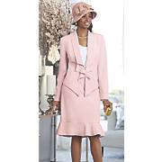 zandra skirt suit 36