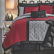 Medley Comforter Set and Accent Pillow