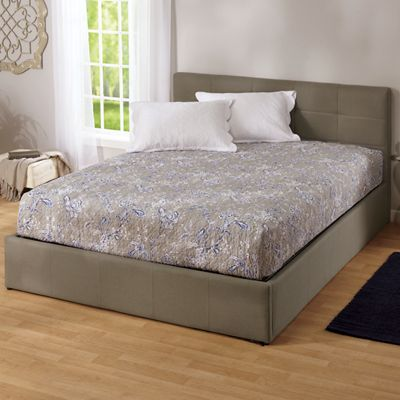Easy-Lift Queen Storage Bed