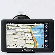 "5"" Roadmate GPS Navigator with Integrated Dash Cam by Magellan"