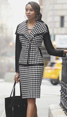 Alivia Skirt Suit