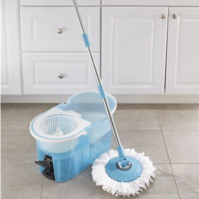Hurricane Spin Stackable Mop From Ginny S Ji751803