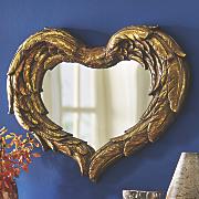 angel wing mirror