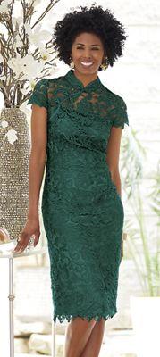 Abella Lace Dress