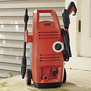 1800 psi electric pressure washer by montgomery ward