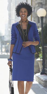 Nadaya Skirt Suit