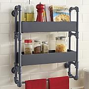 Pipe Wall Shelf