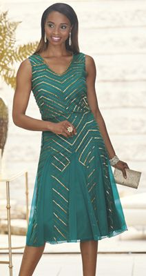 Angel Beaded Dress