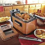 4.2-Qt. Deep Fryer by Ginny's®
