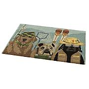 indoor outdoor pet mats