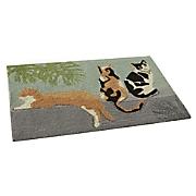 catalina island indoor outdoor mat