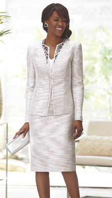 Cicely Skirt Suit