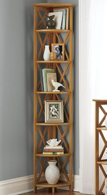 Bayview 6-Tier Corner Shelf