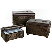 set of 3 nesting trunks 96