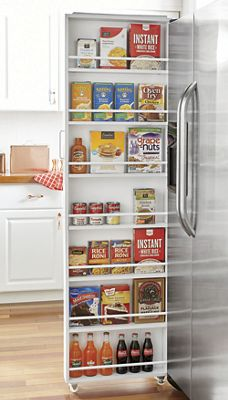 Rolling Pantry
