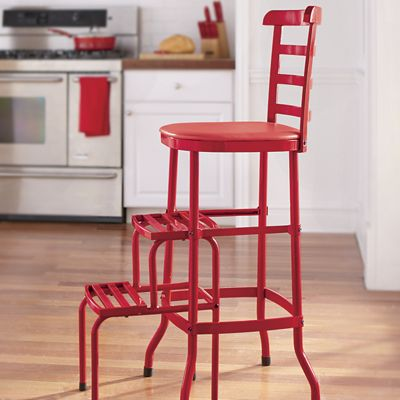 Step-Stool Chair