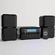 3-Piece CD Shelf System by Magnavox