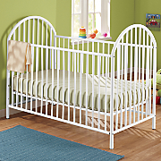 prism metal crib by cosco
