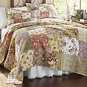 blooming prairie oversized quilt