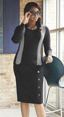 Annalise Sweater and Keelin Skirt