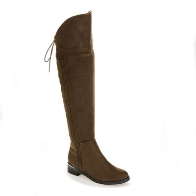 Anita Over The Knee Boot by Beacon
