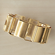 Rectangle-Link Bracelet