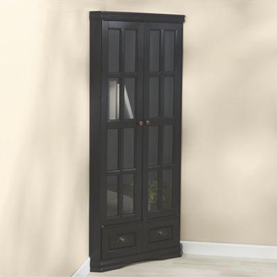 Tool-Free Saunders Corner Cabinet