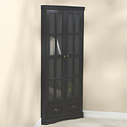 tool free saunders corner cabinet