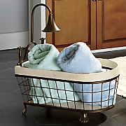 Bath Tub Basket