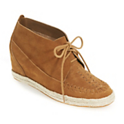 Moccasin Wedge...
