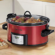 6-Qt. Cook & Carry Slow Cooker by Crock-Pot