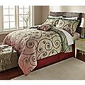 Swirl Comforter Set