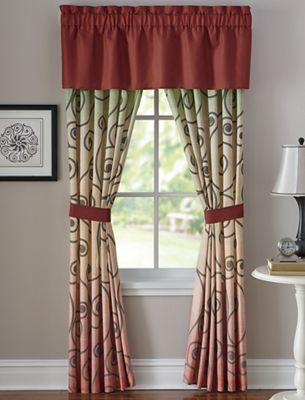 Swirl Window Treatments
