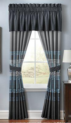 Jefferson Plaid Window Treatments