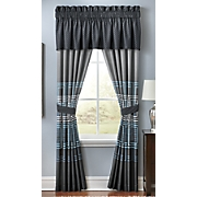 jefferson plaid window treatments