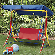 Kids' Canopy Swing