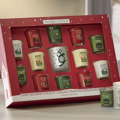 Holiday Memories Yankee Candle Gift Set