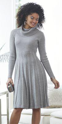 Deshong Sweater Dress