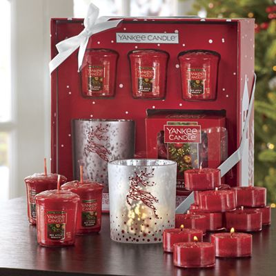 Reindeer Gift Set by Yankee Candle