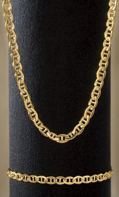 Mariner Necklace & Bracelet