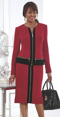 Janesa Skirt Suit