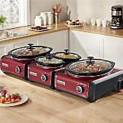 Hook Up™ Entertaining System by Crock-Pot